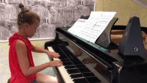 Уроки игры на фортепиано в Тюмени
