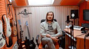 Павел Михалев | Преподаватель гитары и электрогитары