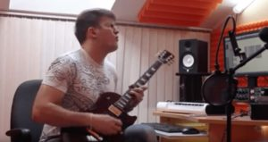 Разбор гитарного соло по фразам