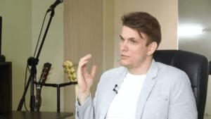 В гостях у Максима Макарова – основателя Лаборатории звука